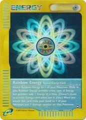 Rainbow Energy - 144/147 - Rare - Reverse Holo