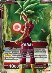 Kefla // Explosive Power Kefla - EX03-01 - EX on Channel Fireball