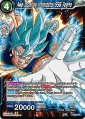 Awe-Inspiring Intimidator SSB Vegito - Foil - EX03-08 - EX on Channel Fireball