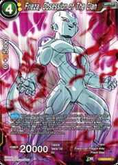 Frieza, Obsession of The Clan - Foil - EX03-23 - EX