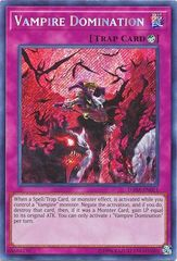 Vampire Domination - DASA-EN011 - Secret Rare - Unlimited