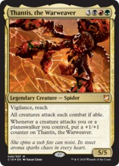 Thantis, the Warweaver - Foil