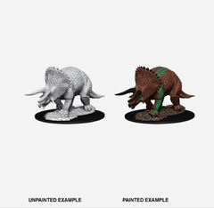 Nolzur's Marvelous Miniatures - Triceratops