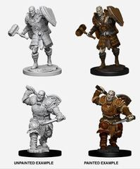 Nolzur's Marvelous Miniatures - Male Goliath Fighter