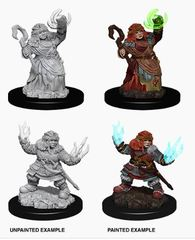 Pathfinder Battles Unpainted Minis - Female Dwarf Summoner