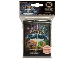 Lightseekers - Card Sleeves - Mythical Heroes by UltraPRO (50-ct)