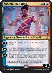 Oversized - Saheeli, the Gifted - Foil