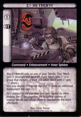 C3 Retrofit