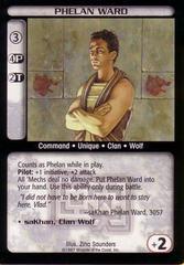 Phelan Ward