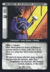 Bearer of McKennsy Hammer