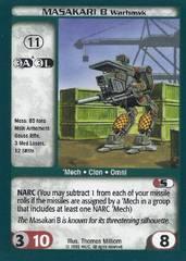 Masakari B (Warhawk)
