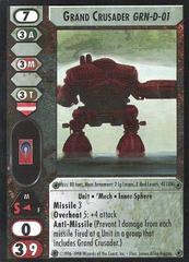 Grand Crusader (GRN-D-01)