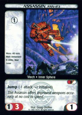 Assassin ASN-23