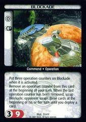 Blockade