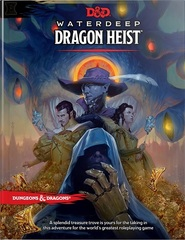 Dungeons and Dragons 5th Edition RPG: Waterdeep - Dragon Heist