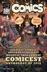 Comics Comics Quarterly #1 (Mature Readers)