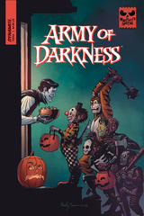 Army Of Darkness: Halloween Special One Shot