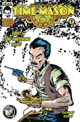 Albert Einstein: Time Mason #1 (Cover B - Donley)