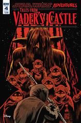 Star Wars Tales From Vaders Castle #4 (Of 5) Cvr A Francavil (STL095983)
