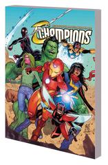 Champions Tp Vol 04 Northern Lights (STL097823)