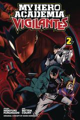 My Hero Academia Vigilantes Gn Vol 02 (STL094532)