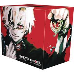 Tokyo Ghoul Gn Complete Box Set (STL094544)