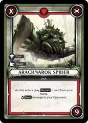 Arachnarok Spider (Claimed) - Foil