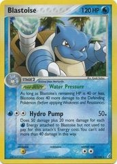 Blastoise - 14/100 - Holo Rare Theme Deck Exclusive