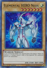 Elemental HERO Neos - SHVA-EN031 - Super Rare - 1st Edition