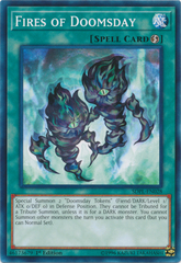 Fires of Doomsday - SDPL-EN028 - Common - 1st Edition