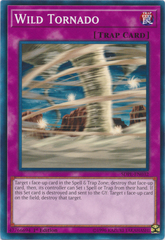 Wild Tornado - SDPL-EN032 - Common - 1st Edition