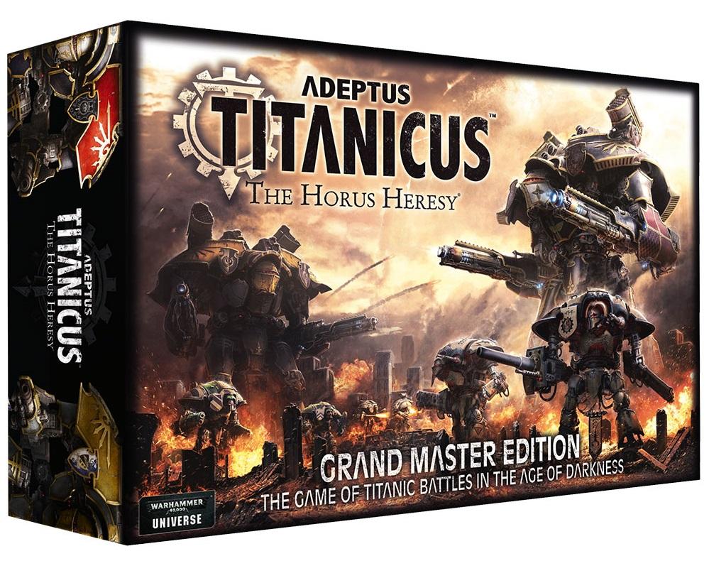 Adeptus Titanicus: Grand Master Edition ( 400-14-60 )