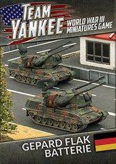 Gepard Flakpanzer Batterie (TGBX07)