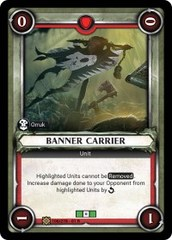 Banner Carrier (Unclaimed)