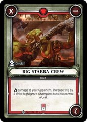 Big Stabba Crew (Unclaimed)