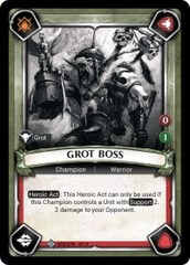 Grot Boss (Unclaimed)