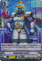 Commander Laurel - V-EB02/011EN - RR