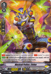 Masked Police, Elbino - V-EB02/022EN - R on Channel Fireball