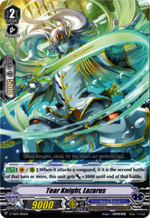 Tear Knight, Lazarus - V-TD03/005EN on Channel Fireball