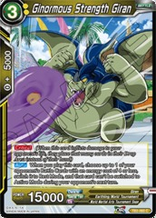 Ginormous Strength Giran - TB2-060 - C