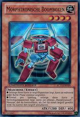 Morphtronic Boomboxen (Morphtronische Boomboxen) - AC11-DE019 - Super Rare