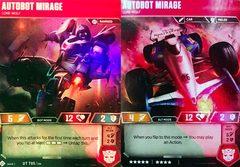 Autobot Mirage // Lone Wolf