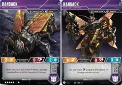Ransack // Insecticon Commando