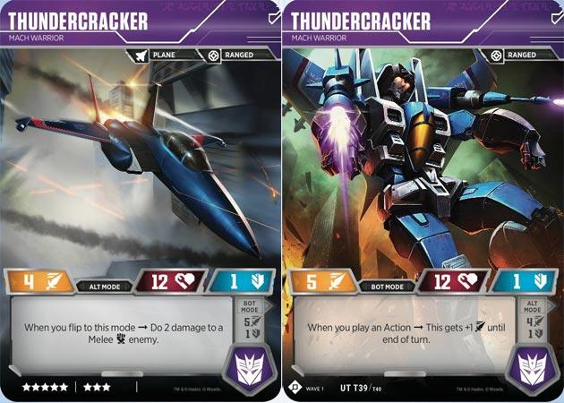 Thundercracker // Mach Warrior