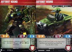 Autobot Hound // Long-Range Scout
