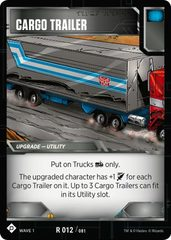 Cargo Trailer