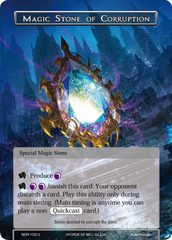 Magic Stone of Corruption - NDR-103 - U
