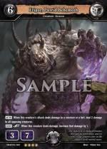 Erigor Putrid Behemoth - Foil