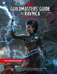 Accessory: Guildmasters' Guide to Ravnica Maps and Miscellany
