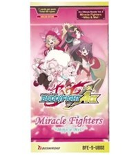 Ultimate Booster - Ace Vol. 2 Miracle Fighters Miko and Mel Booster Pack